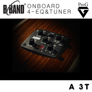 B-Band A3T 4-band EQ with Tuner